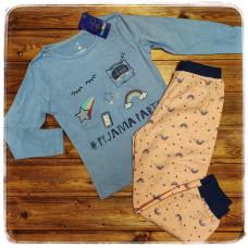Пижама для девочки, рост 98